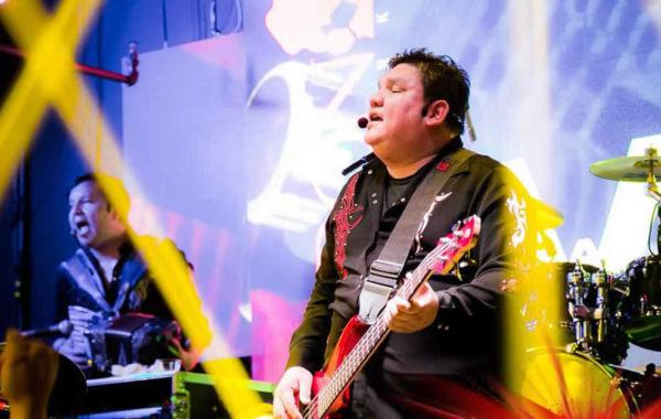 Grupo Mandingo en vivo Jose Esparza