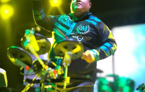 Mario Esparza de Grupo Mandingo
