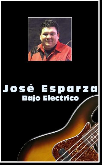 grupo Mandingo Jose Esparza bajo electrico
